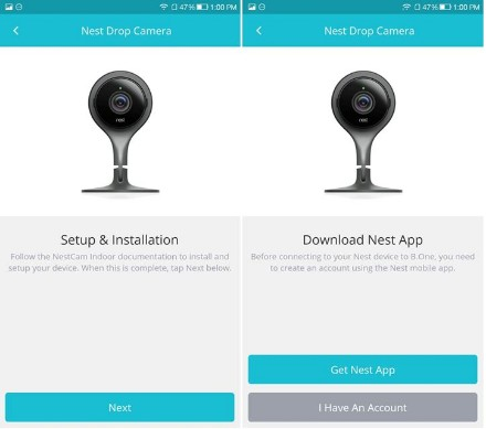 How to add Nest Drop camera to the Hub? · B One · FAQs and Support
